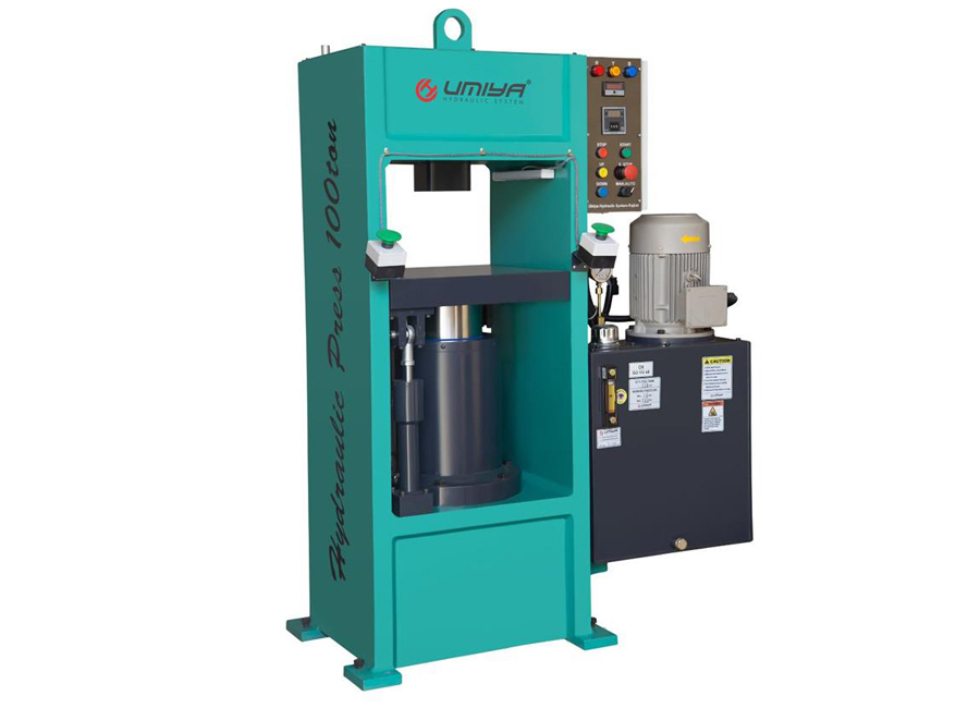 Hydraulic High Speed Press